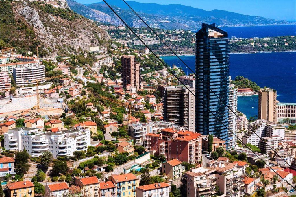 монако недвижимость купить