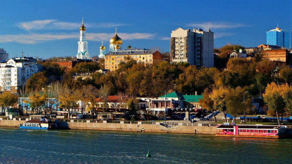 Ростов-на-Дону инфраструктура и достопримечательности